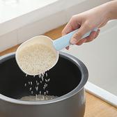密封夾 量勺 米勺 封口夾 夾子 鏟冰勺 量米 舀米器 湯匙 量杯勺 米勺封口夾【Y008】慢思行