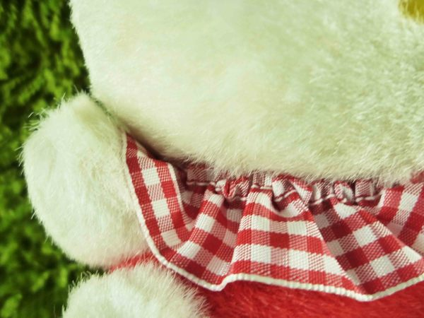 【震撼精品百貨】Hello Kitty 凱蒂貓~有聲絨毛娃娃-紅