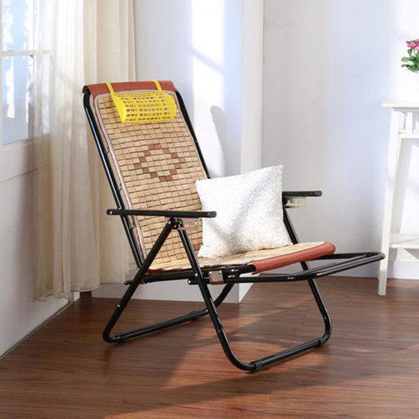 躺椅 涼椅 岡本麻將方塊涼椅 休閒椅 涼椅 折疊床 收合椅 折疊椅 摺疊椅 I-AD-CH039 誠田物集