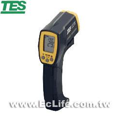 TES泰仕 紅外線可記憶溫度計 TES-1327【原價3699↘現省1000】