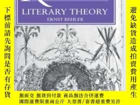 二手書博民逛書店German罕見Romantic Literary Theory (cambridge Studies In Ge