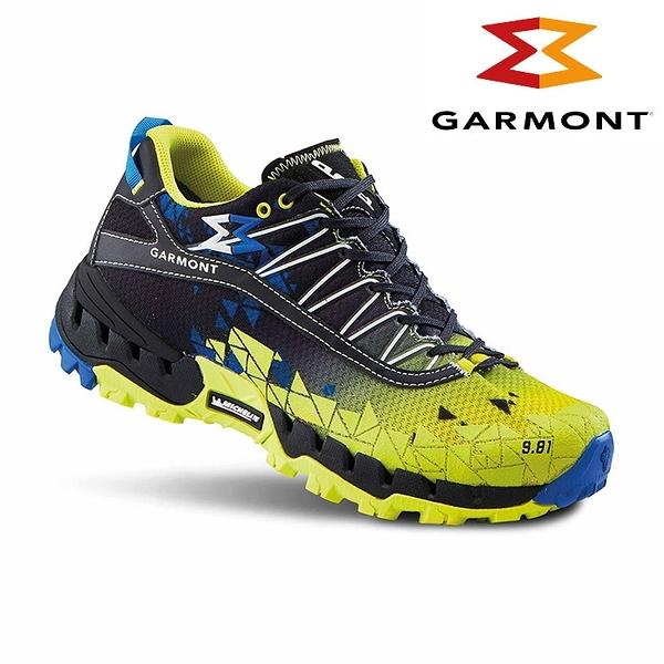 GARMONT 男款GTX低筒越野疾行健走鞋9.81 N.AIR.G. Surround 481040/212 / 城市綠洲 (防水透氣、米其林大底)