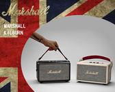 【小麥老師樂器館】Marshall KILBURN 黑色 藍芽喇叭 藍牙喇叭 3.5mm音源輸入 攜帶方便