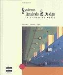 二手書博民逛書店《Systems Analysis and Design in a Changing World》 R2Y ISBN:061921371X