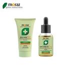|修護雙星組|茉娜姿 Moraz 全效肌膚修護膏 30ml + 全效肌膚修護精華油 14ml (升級版)