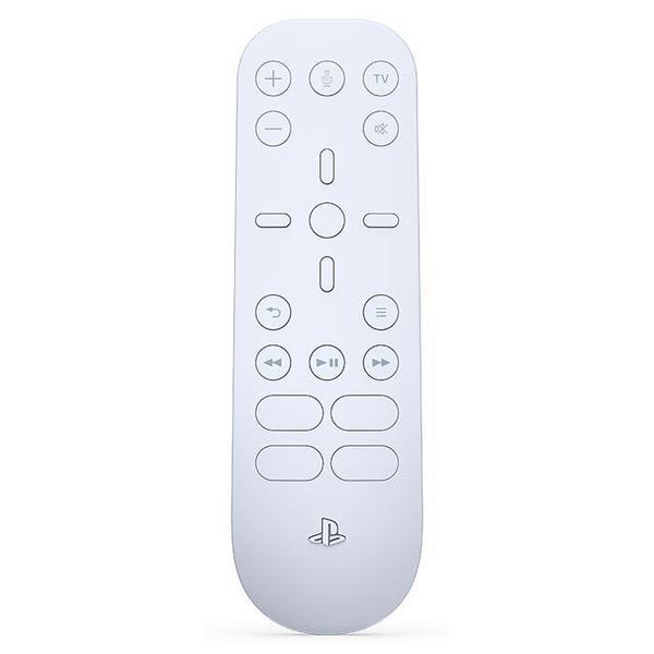 【玩樂小熊】PS5周邊 原廠 Media Remote 媒體遙控器 TV遙控器 白色款
