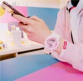 手錶女學生韓版簡約潮流甜蜜暴擊伊芙莎