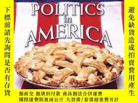 二手書博民逛書店Politics罕見In America, Basic EditionY255562 Thomas R. Dy