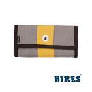 HIRES-半調主義系列-長夾(三色)