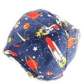 小禮堂 史努比 安全帽內襯 安全帽墊 帽套 (深藍 外太空) 5712977-46621
