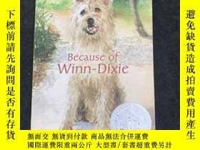 二手書博民逛書店Because罕見of Winn -DixieY236528 K