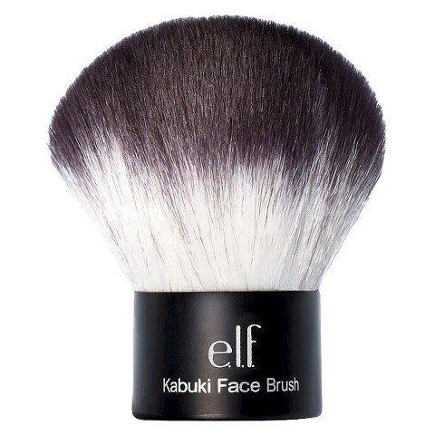 美國彩妝品牌 e.l.f. Kabuki Face Brush 蜜粉刷 蘑菇刷 舞妓刷 型號 #85011【彤彤小舖】