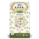 蘇菲天然草本護墊17.5cm X38片【愛買】