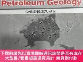 二手書博民逛書店Unconventional罕見Petroleum GeologyY22725 Caineng Zou Els