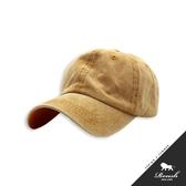 【Roush】 仿舊水洗復古棒球帽 -【936011】