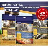 【培菓平價寵物網】(送刮刮卡*1張)海洋之星 無麩質低敏配方(全貓) 鮭魚│沙丁魚│鯖魚 1.5kg