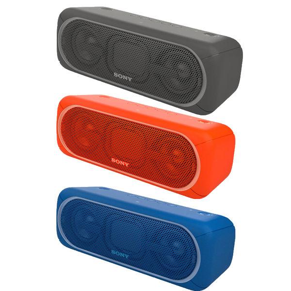 ★107/5/13前送KKBOX儲值卡 SONY EXTRA BASS 重低音可攜式藍芽喇叭 SRS-XB40 ☆24期0利率↘☆