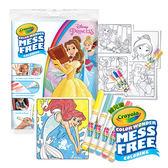 美國Crayola繪兒樂 神奇顯色系列 著色套裝 迪士尼公主