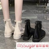 馬丁靴-馬丁靴春秋夏季百搭女單靴涼鞋薄款透氣靴子短靴網眼網紗鏤空網靴