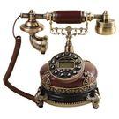 設計師美術精品館GDIDS高端老式仿古電話機歐式田園復古時尚創意座機固定電話機