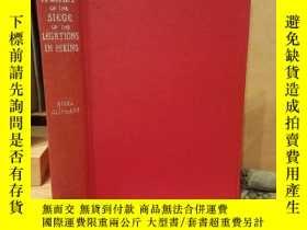 二手書博民逛書店【包罕見】A Diary of the Siege of the