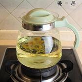 耐高溫玻璃水壺冷水壺茶壺果汁壺