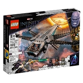 LEGO 樂高 黑豹龍戰機_LG76186