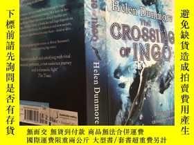 二手書博民逛書店the罕見crossing of ingo 英戈海峽Y200392