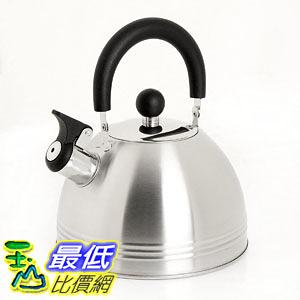 [9美國直購] Mr. Coffee 91408.02 Carterton 1.5 Quart 不銹鋼茶壺 Whistling Tea Kettle