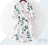 大碼連體褲女 夏胖mm2018新款寬鬆 東京衣櫃