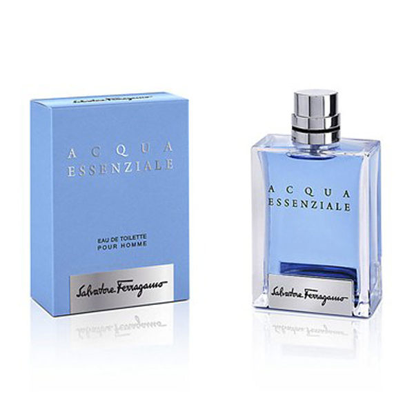 【送禮物首選】菲拉格慕Ferragamo 蔚藍之水男性淡香水50ML [29973]