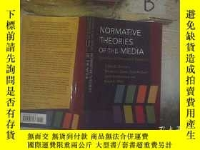 二手書博民逛書店Normative罕見Theories of the Media:Journalism in Democratic