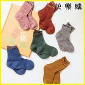 兒童襪子 兒童襪子純棉薄款運動襪男童中筒襪童棉襪