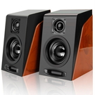 【DD455】迷你木質音箱950 桌面立體環繞音震撼重低音喇叭 音響 迷你音箱 耳機喇叭 EZGO商城