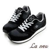 【La new outlet】復古運動鞋 (男221610330)