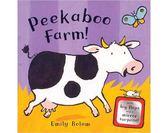 Peekabooks:Peekaboo Farm 躲貓貓-農場動物篇 翻翻硬頁書