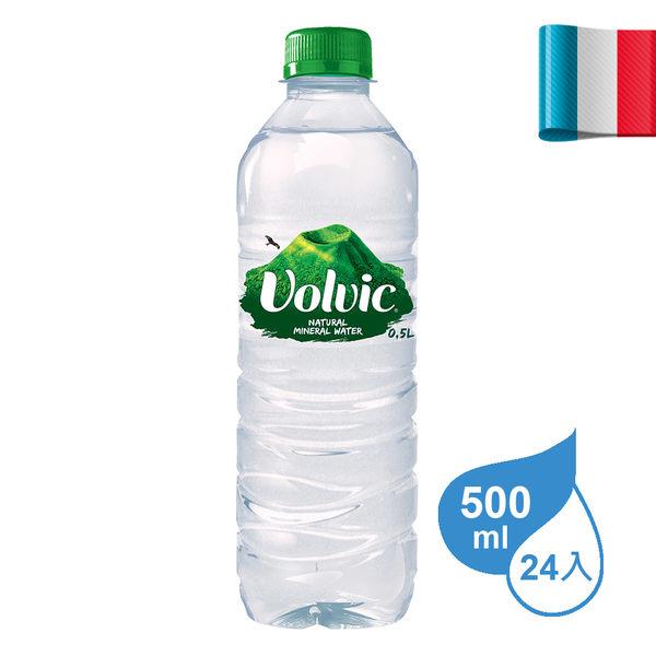 Volvic 富維克天然礦泉水 500ml/24入
