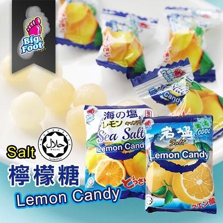 馬來西亞 BF 檸檬糖 糖果 Bigfoot 硬糖 薄荷岩鹽檸檬糖 海鹽檸檬糖 馬來西亞糖果 團購