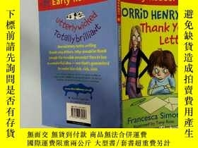 二手書博民逛書店Horrid罕見Henry s Thank you Letter:可怕的亨利的感謝信.Y200392