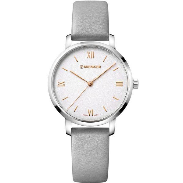 瑞士WENGER Urban Donnissima 輕時尚腕錶 01.1731.102