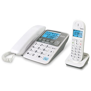 【KTP-DS7011】 Kolin 歌林1.8GHz DECT 數位無線子母機 KTP-DS7011