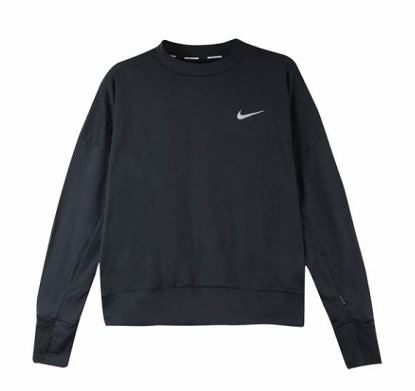 NIKE 服飾系列0 AS W NK TRMASPHR ELMNT TOP CRW -女款長袖圓領T- NO.928947010