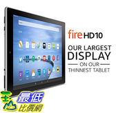 美國代購Amazon 整新品(非新品) Certified Refurbished Fire HD 10 Tablet,10.1 HD Display,Wi-Fi,16 GB-Includes