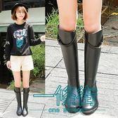 女士雨鞋水靴防水鞋雨靴