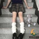 堆堆襪針織jk襪套加長日系小腿套女秋冬保暖【創世紀生活館】