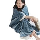 可穿式毛毯全身懶人披風毯披肩斗篷式毯子辦公室午睡懶人毯居家 ATF 奇妙商鋪