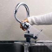 過濾器水龍頭防濺水過濾嘴噴霧延伸長器花灑濾水節水起泡器家用轉向 【好康八八折】