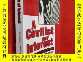 二手書博民逛書店A罕見Conflict of Interest: Fraud a