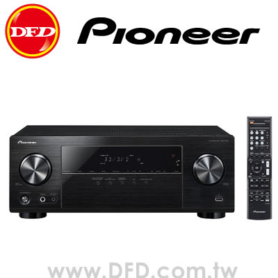 先鋒 Pioneer VSX-531 5.1聲道 AV環繞擴大機 公司貨 送4K HDMI線