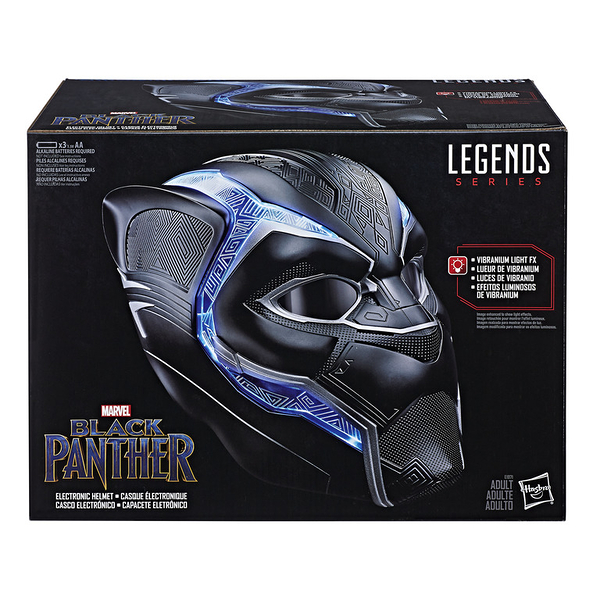漫威Marvel 超級英雄電影 經典黑標legends收藏系列 黑豹聲光頭盔 復仇者聯盟 TOYeGO 玩具e哥